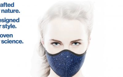 Style * Designer Pollution Mask