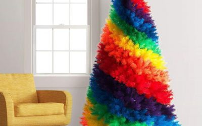 Style * The Rainbow Tree Trend