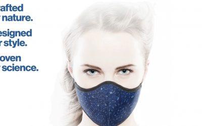 Style * Designer Pollution Mask