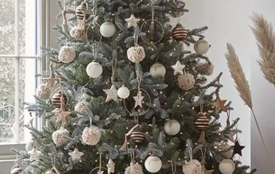 Style * How To Decorate Your Christmas Tree Like A Stylist
