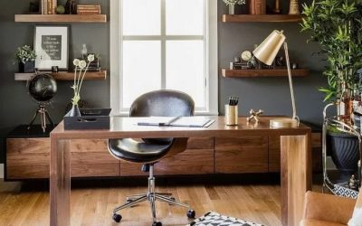 Style * 10 Ways To Create An Epic Home Workspace