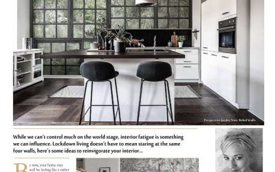 Style * Create a Change of Scenery Without Leaving Home
